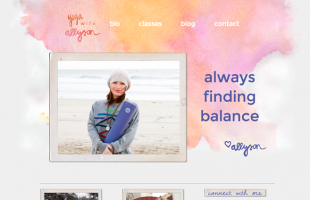 Allyson Pfeifer Yoga